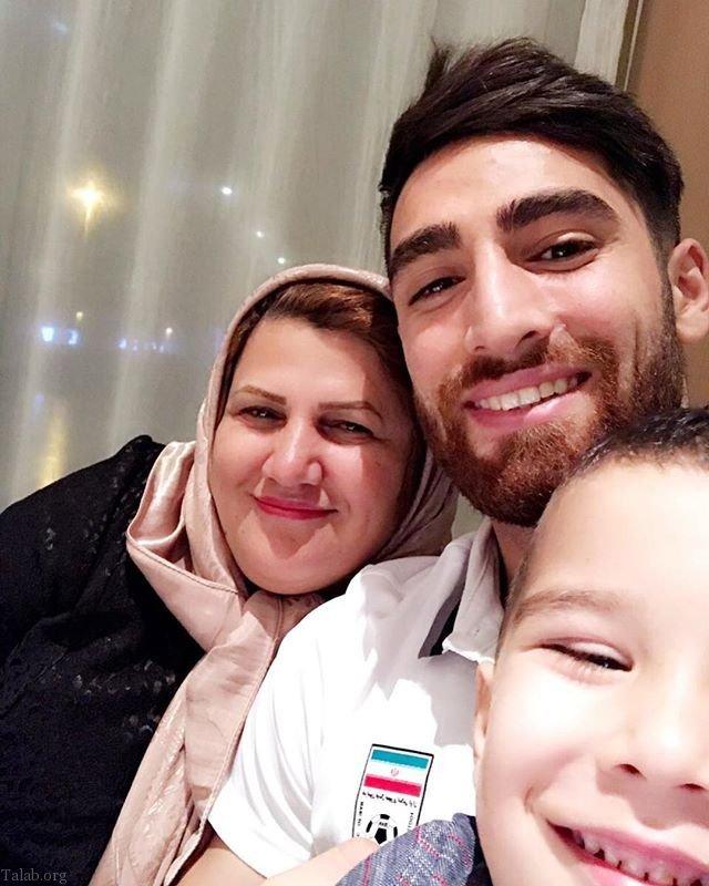 بیوگرافی علیرضا جهانبخش و همسرش + زندگی علیرضا جهانبخش