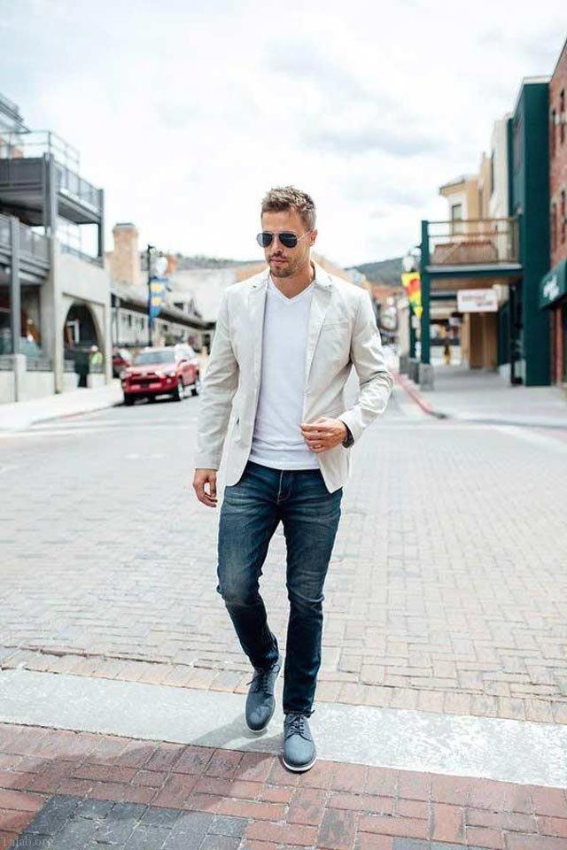 تیپ و استایل پاییزی مردانه 2021 (ست کامل لباس مردانه مخصوص پاییز)