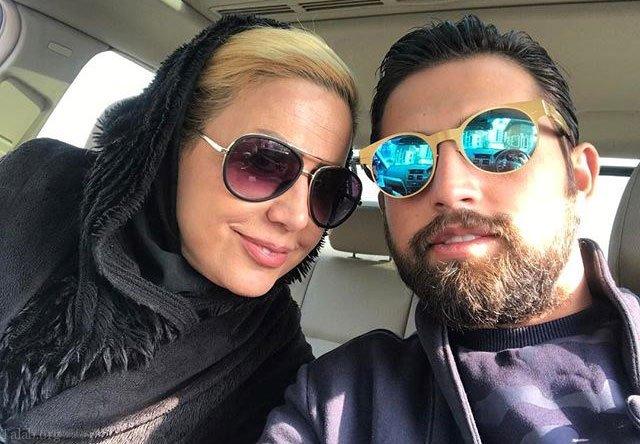 بیوگرافی محسن افشانی و همسرش | عکس های محسن افشانی با همسرش سویل تیانی