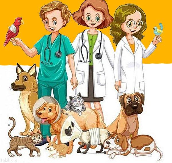 متن و عکس تبریک روز دامپزشکی | شعر طنز روز دامپزشکی