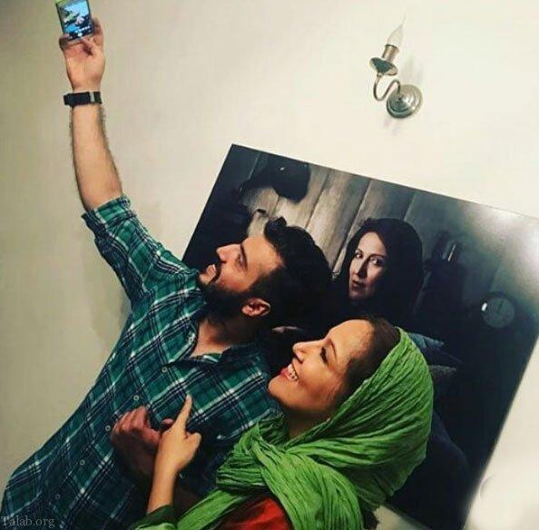 بیوگرافی پانته آ بهرام و همسرش   عکس های جدید پانته آ بهرام