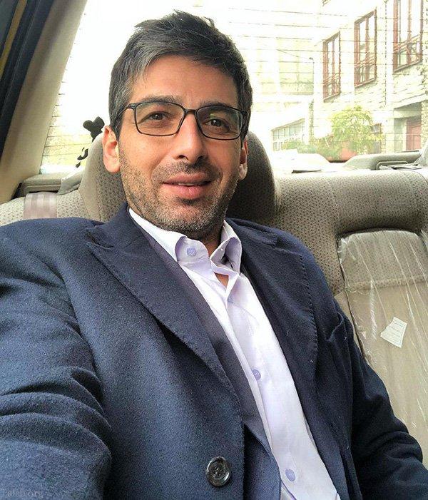بیوگرافی حمید گودرزی و همسرش + زندگی و خانواده حمید گودرزی