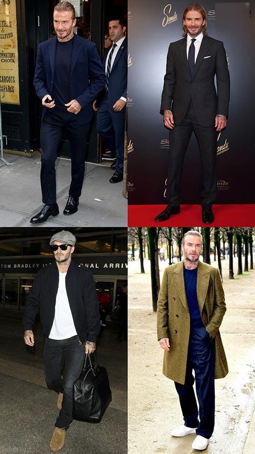 تیپ و استایل ستاره های جذاب مرد بریتانیایی (عکس)