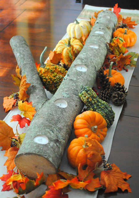 چیدمان و دکوراسیون منزل مناسب فصل پاییز (دکوراسیون پاییزی)