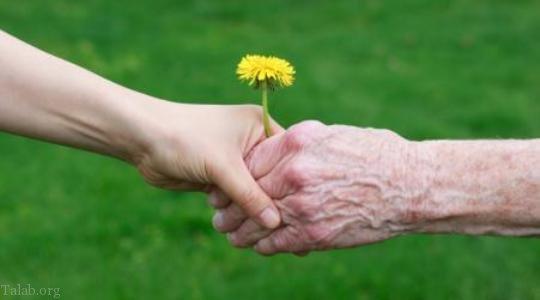 به مناسبت روز جهانی سالمندان در 1 اکتبر