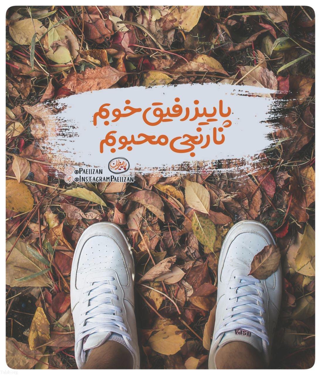 عکس پروفایل پاییز | متن و عکس نوشته های عاشقانه پاییز