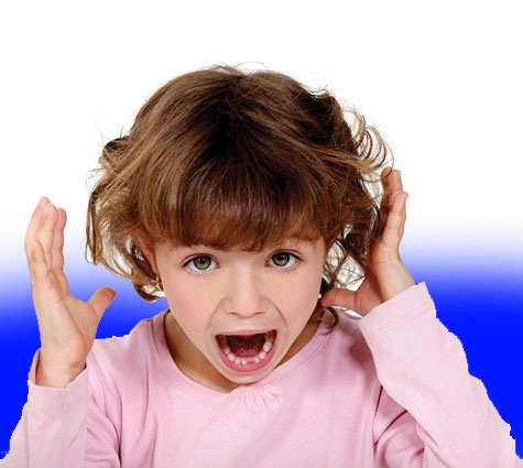 علت جیغ و فریاد کودک چیست | روش درمان و کاهش جیغ کودک