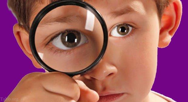 بهترین تغذیه برای تقویت بینایی کودکان | تقویت چشم های کودک با رژیم غذایی