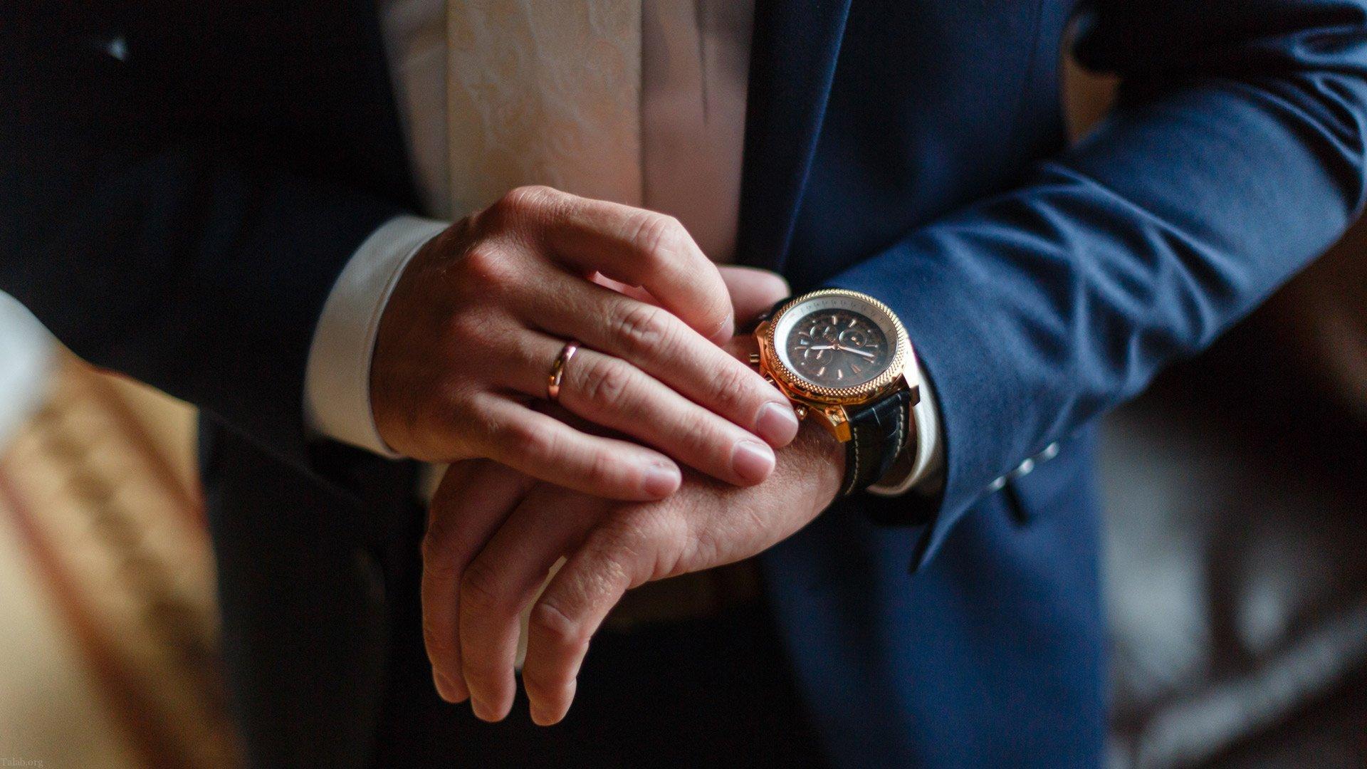 مدل ساعت عروس و داماد   ست ساعت مردانه و زنانه جدید