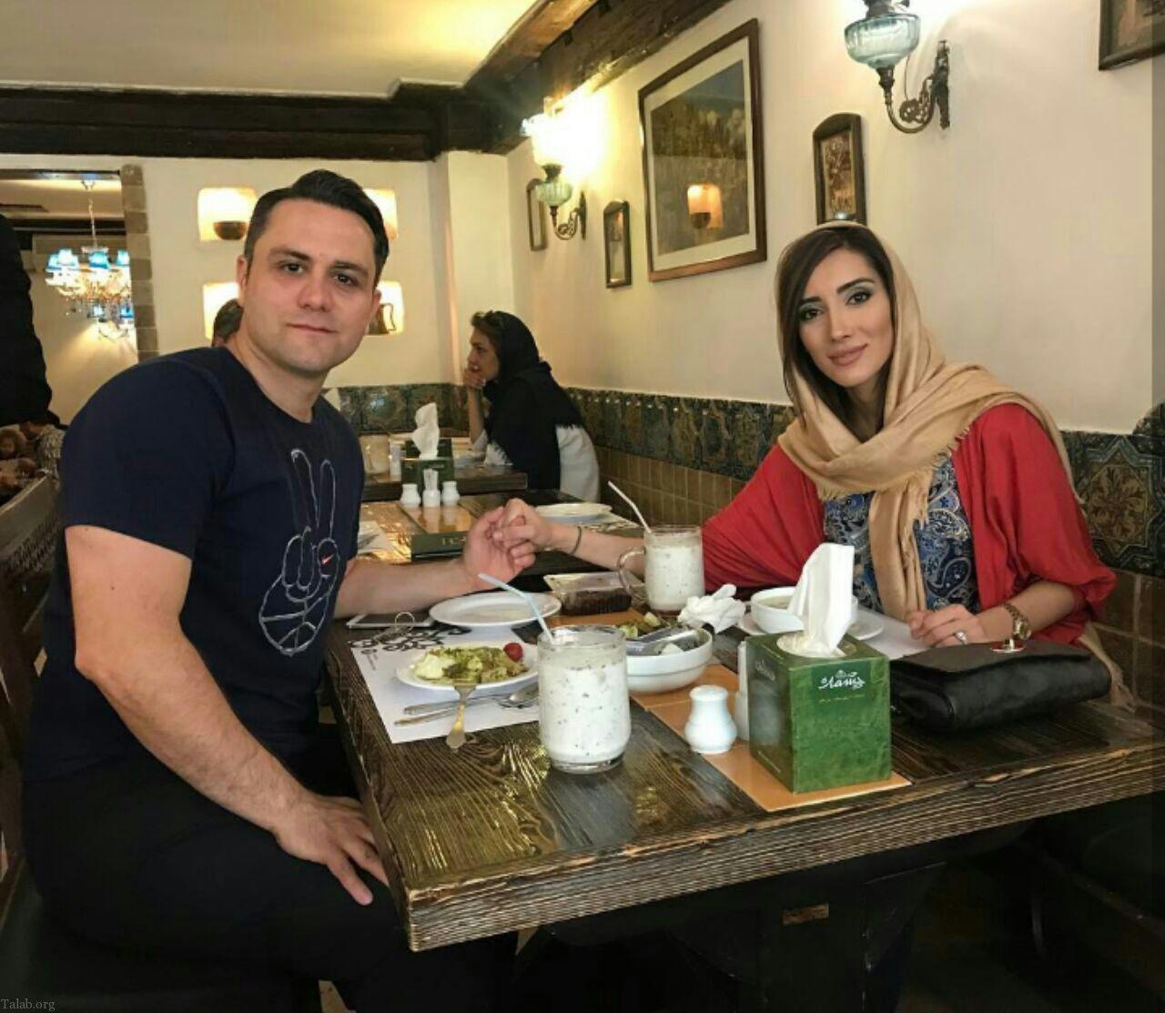 بیوگرافی صدف بیوتی و همسرش | مصاحبه جذاب با صدف بیوتی