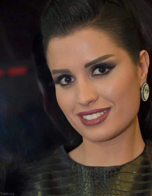تیپ بدون حجاب آن ماری سلامه بازیگر سریال در حوالی پاییز (عکس)