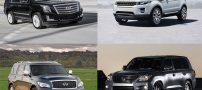 بهترین ماشین های شاسی بلند جهان (قیمت + مشخصات)
