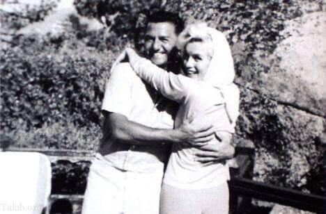 آخرین عکس های افراد مشهور و ستاره های جهان قبل از مرگ
