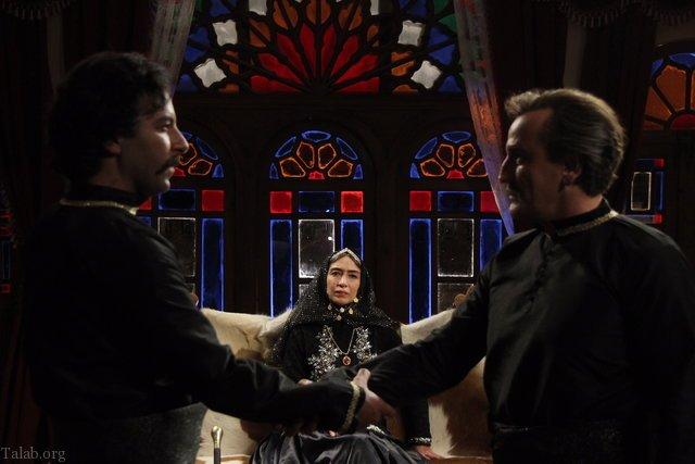 سریال عاشقانه و تاریخی بانوی عمارت | تصاویر سریال بانوی عمارت