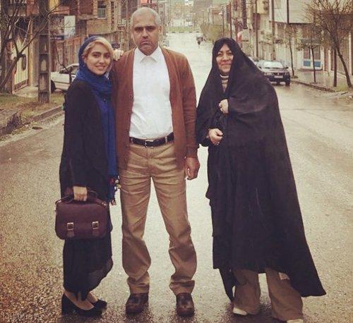 بیوگرافی مونا کرمی و همسرش + زندگی و خانواده مونا کرمی