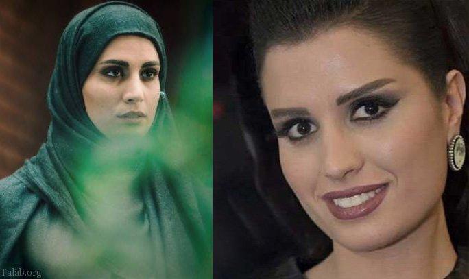بیوگرافی آن ماری سلامه و همسرش | بازیگر لبنانی سریال حوالی پاییز