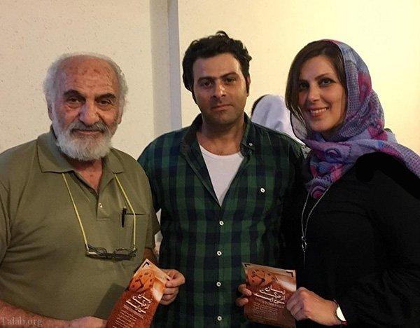 بیوگرافی محمدعلی ساربان و همسرش | عکس و زندگی محمدعلی ساربان