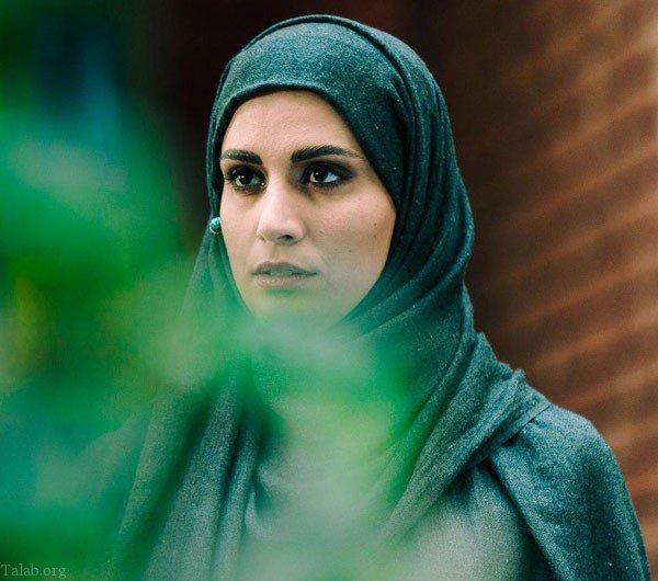 عکس های آن ماری سلامه بازیگر لبنانی سریال حوالی پاییز + بیوگرافی