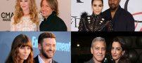 ثروتمندترین زوج های مشهور جهان + افراد ثروتمندی که ارثی باقی نخواهند گذاشت