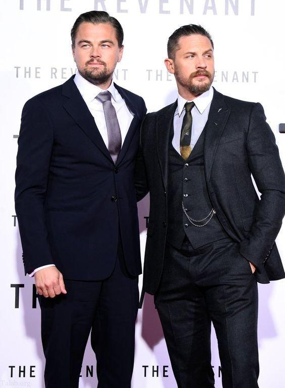 مدل کت و شلوار مردانه افراد مشهور دنیا در سال 2018