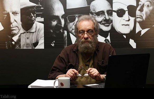 بیوگرافی مسعود فراستی + عکس های مسعود فراستی