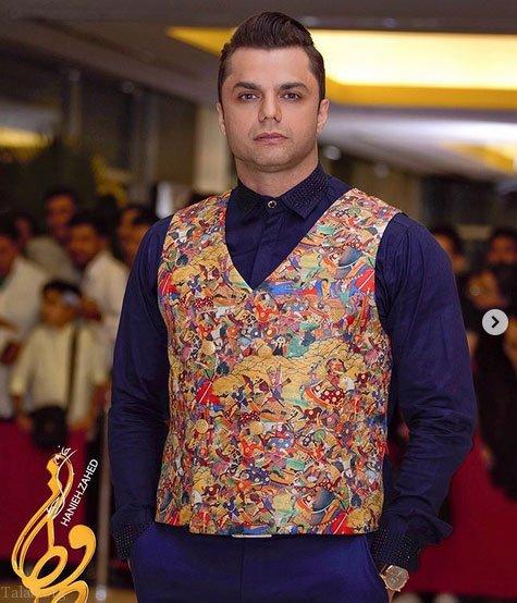 عکس های جدید آرش ظلی پور مجری مشهور و جنجالی