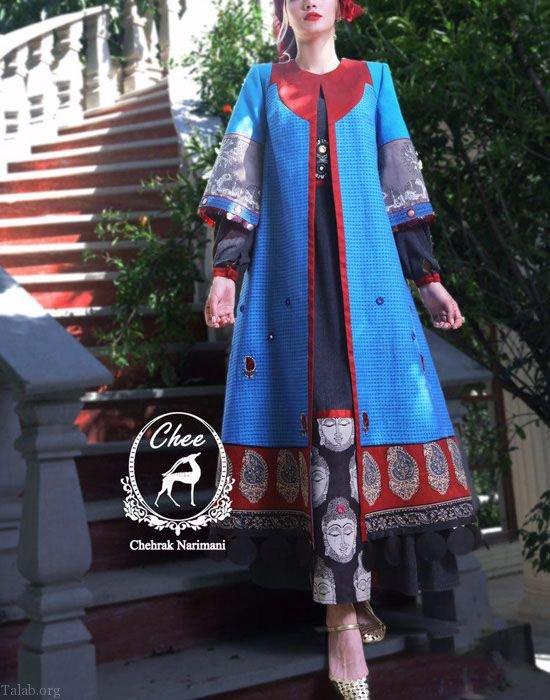 مدل مانتو مجلسی عید نوروز 1399 | مانتو مجلسی زنانه و دخترانه
