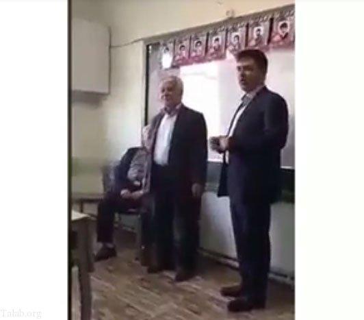 تشکر از معلم به شیوه يک پزشک ایرانی (فیلم)