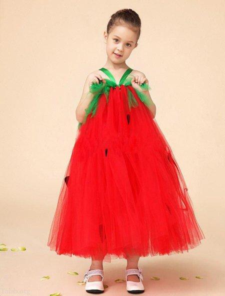 زیباترین مدل لباس شب یلدا | مدل لباس بچه گانه برای شب یلدا