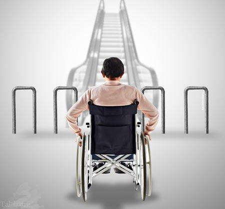 3 دسامبر برابر با 12 آذر ماه روز جهانی معلولین