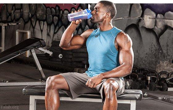 بهترین مکمل برای چربی سوزی و عضله سازی   بهترین زمان مصرف مکمل