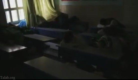 اقدام جالب یک معلم تهرانی در فردای شب یلدا (فیلم)