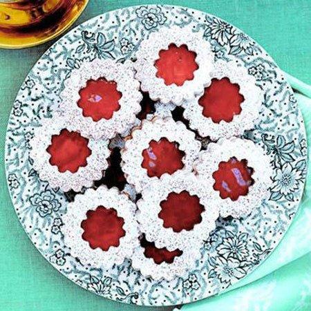 طرز تهیه شیرینی مخصوص کریسمس و جشن سال نو میلادی (3)