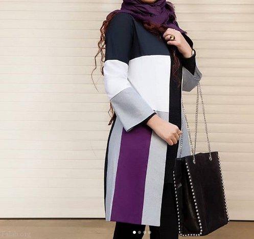 مدل مانتو 99   زیباترین مدل مانتو مجلسی عید نوروز 1399