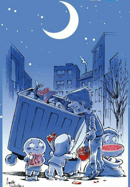 مطالب جالب و خواندنی شب یلدا (هندوانه شب یلدا)