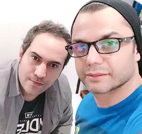 بیوگرافی آرش ظلی پور و همسرش | عکس های جدید آرش ظلی پور