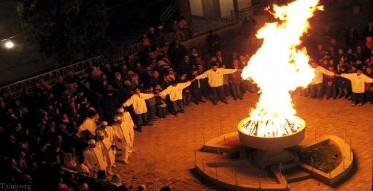 معرفی مهم ترین جشن های ایران باستان (جشن شب یلدا)