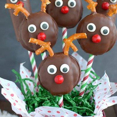 طرز تهیه شیرینی های مخصوص جشن سال نو کریسمس