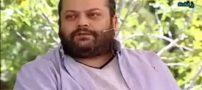 آخرین مصاحبه تلویزیونی زنده یاد پیام صابری و همسرش زیبا بروفه (فیلم)