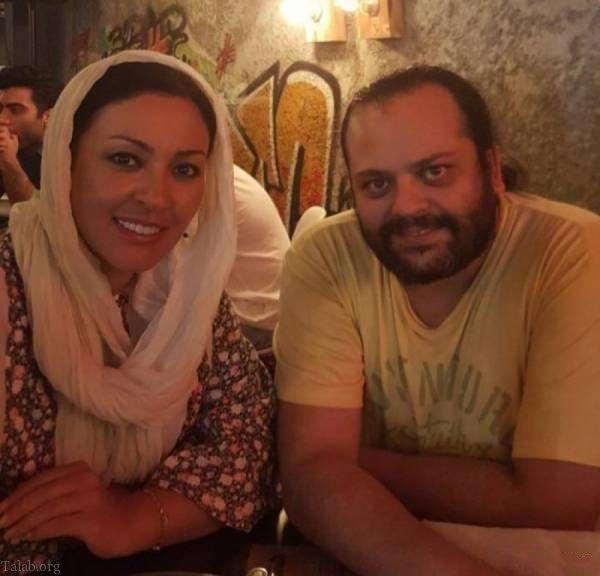 ماجرای مرگ پیام صابری همسر زیبا بروفه + زیبا بروفه پس از مرگ همسرش