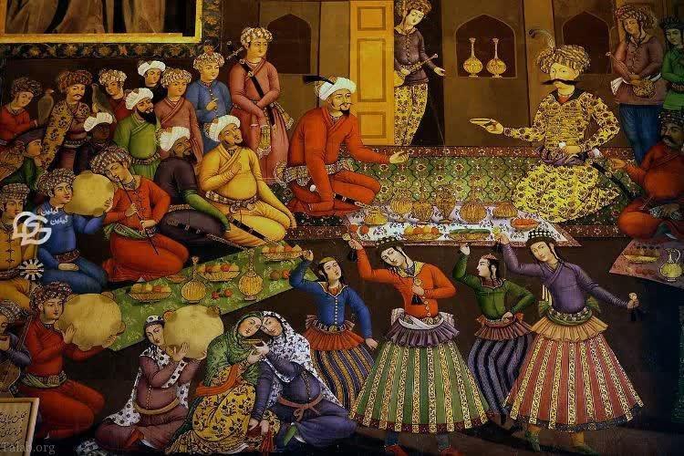 مطالب جالب و خواندنی مرتبط با شب یلدا ( عکس و متن)