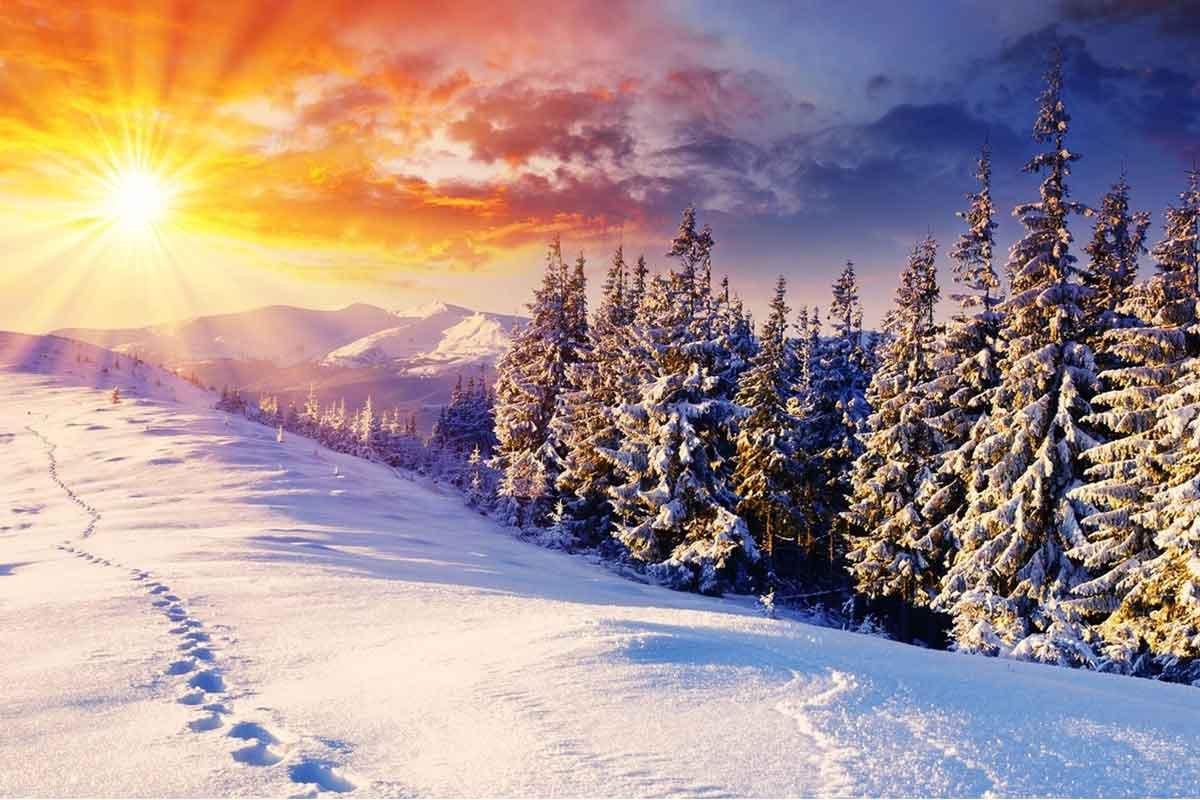 اشعار زیبا و عاشقانه فصل زمستان | گلچینی از زیباترین اشعار زمستانی