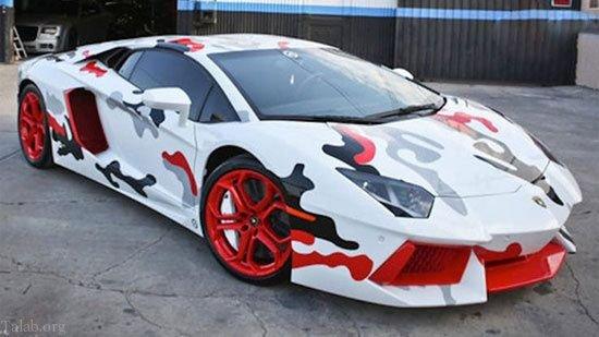 خودروهای خاص افراد مشهور هالیوود   خودروهای سلبریتی های مشهور