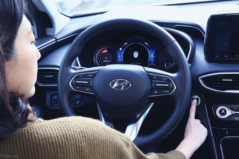 فناوری اثر انگشت در خودروهای جدید فراگیر شد (عکس)