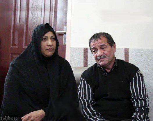 عکس های امین آقا فرزانه لوتی و مشتی مشهور تهران