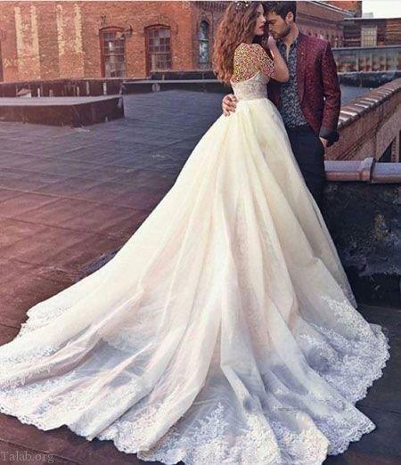 زیباترین مدل ژست عکاسی عروس و داماد + آموزش عکاسی عروس