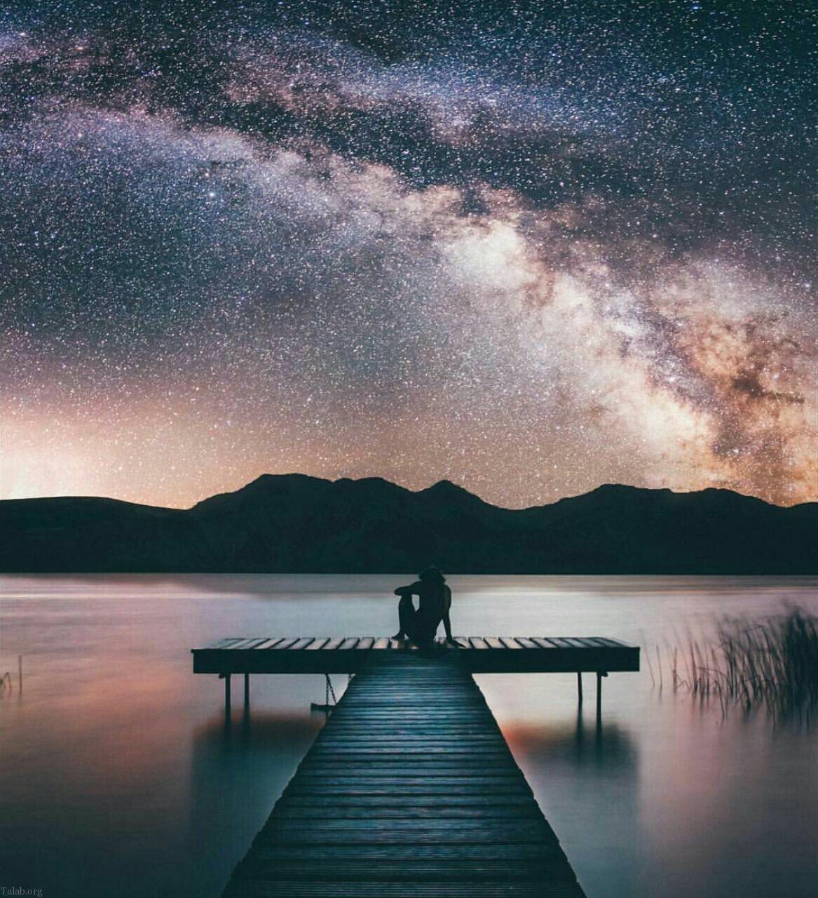 عکس نوشته های عاشقانه غمگین | عکس های غمگین برای تنهایی و جدایی
