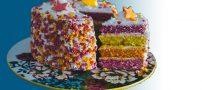 مدل های کیک تولد   انواع مدل کیک تولد دخترانه و پسرانه