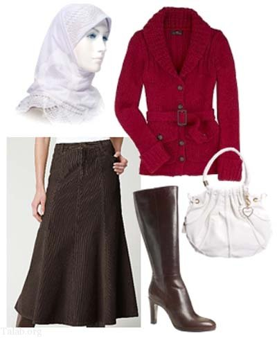 گلچینی از شیک ترین ست کامل زمستانی زنانه | زیباترین مدل های ست لباس زنانه