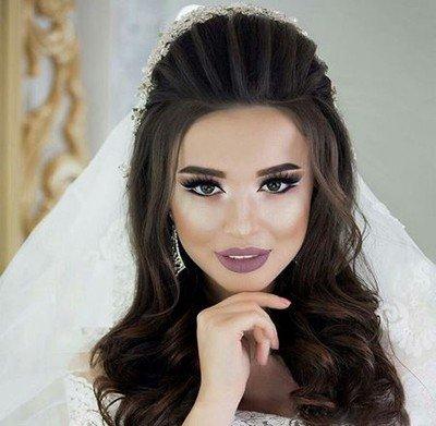 مدل موی عروس 2020 | جدیدترین مدل شینیون موی عروس 2020